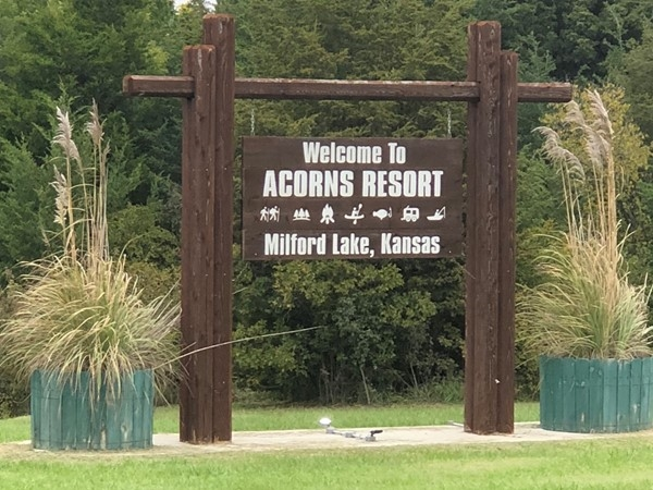 Acorns Resorts has tons to offers including lodging, and RV camp sites with full hook up