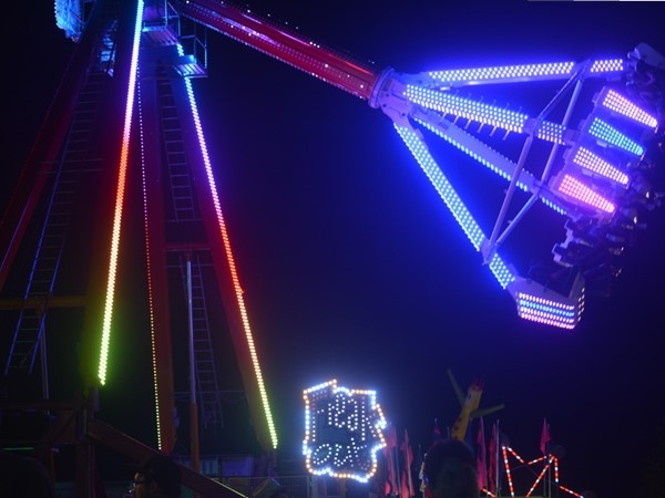 A new ride for the Franklin County Fair