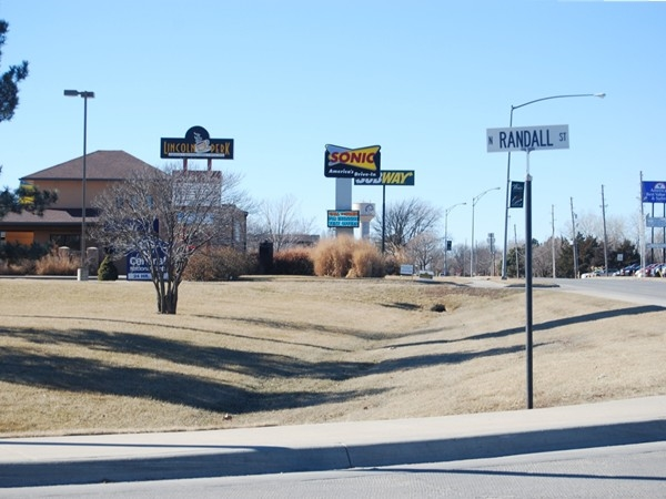 Right off of I135, at exit 40, Hesston will greet you with restaurants, hotels, & a Caseys.