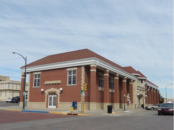 Hays Public Library is a place to learn and get to know Hays, KS