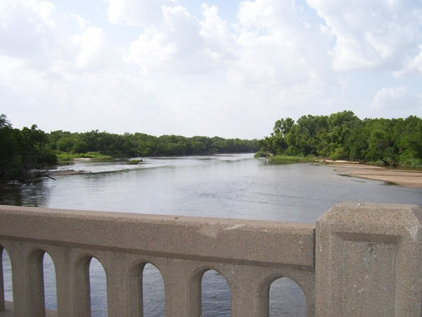 The Arkansas River east of Belle Plaine is the place to be for fishing, canoeing and kayaking