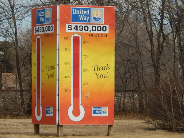 United Way hit its goal in Hays KS