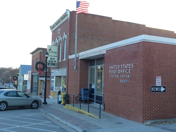 The Eudora Post Office