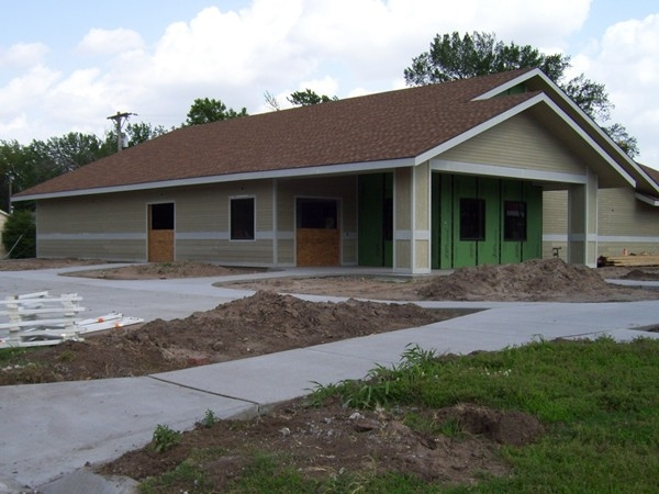 The New Belle Plaine Community Center