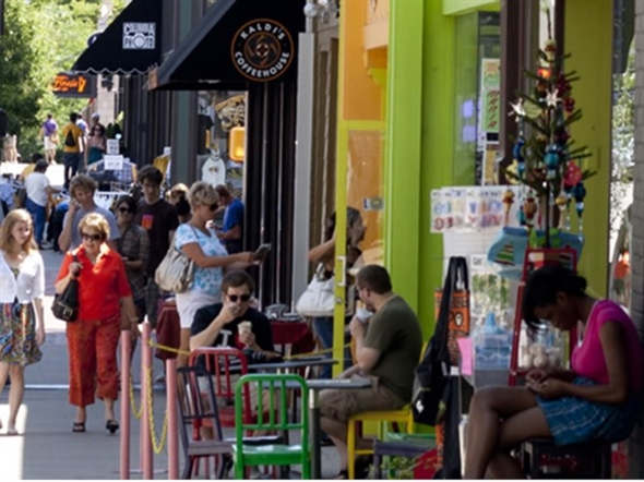 Downtown Columbia, MO boasts great culture, entertainment, shopping, restaurants and more
