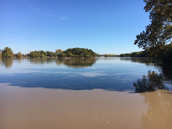 Kaw River State Park is a real treasure right in Topeka. No money or passes required