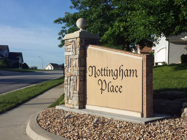 Nottingham Place: A beautiful subdivision in Independence with homes starting at $180,000 and up