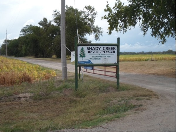 Try Shady Creek Sporting Clays to brush up on shooting skills