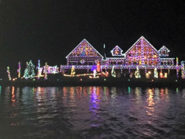 Deck the Docks - Lake of the Ozarks