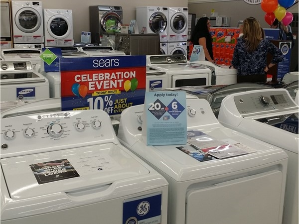 Grand reopening of Sears in Newton has all the appliances you could ever need