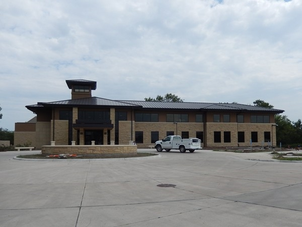 The Robbins Center is the location for FHSU new endowment offices