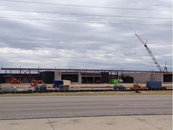 "McConnell Air Force Base clinic is undergoing a ""face lift"", cannot  wait until it is done"