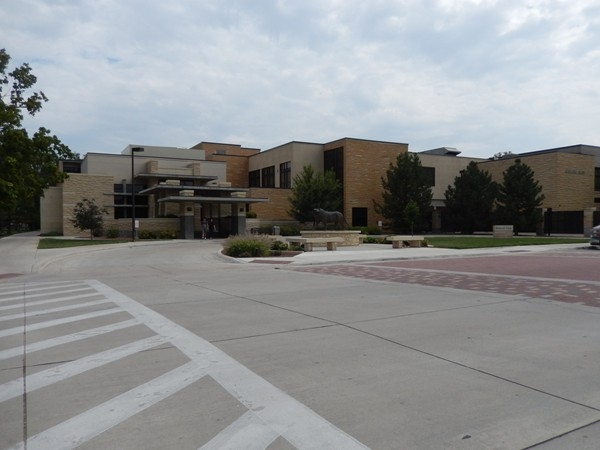 FHSU newest building is the Center for Network Learning, a 35,000 square foot building