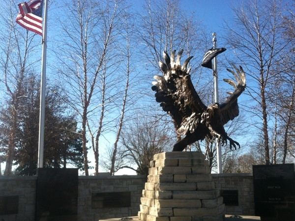 Clay County Veterans Memorial