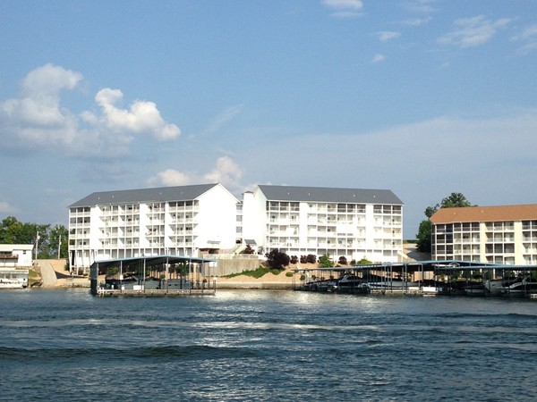 Grandview Point Condos in Osage Beach