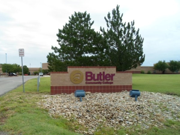 Butler Comunity College in a rural setting