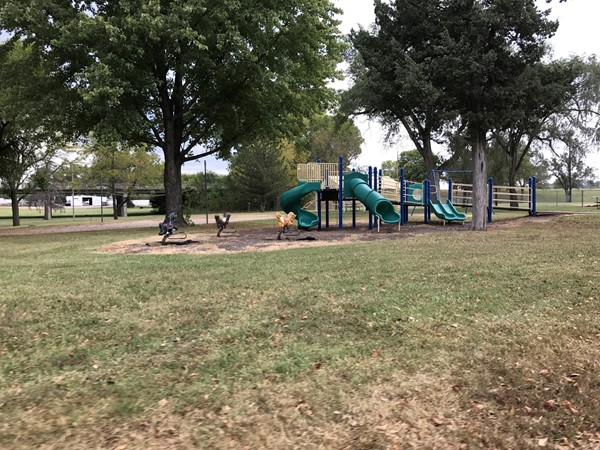 Seratoma Park is one of many parks in town