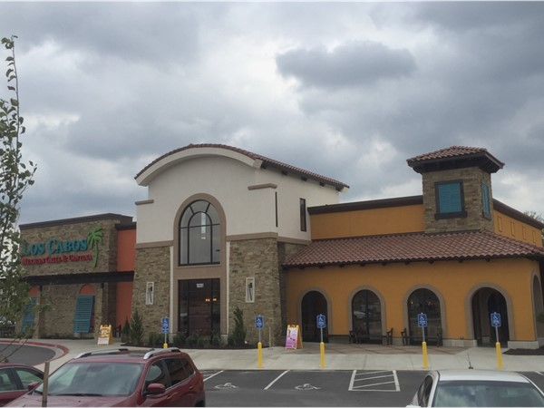 Los Cabos located within the Falls off of 291 and 40 Highway