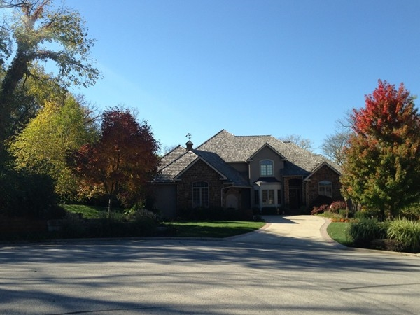 Spectacular home at the end of the street in Foxfire neighborhood