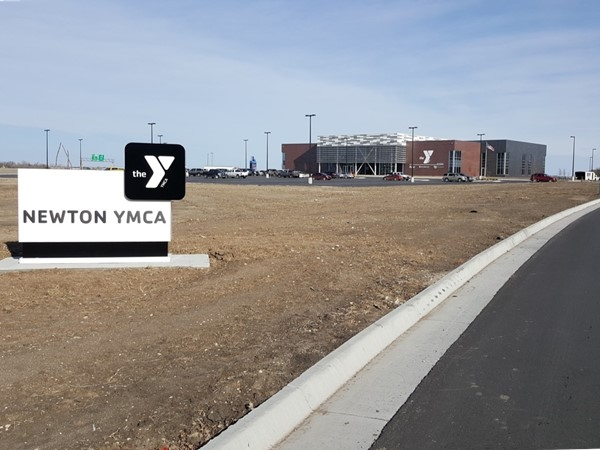Newton has its very own YMCA now