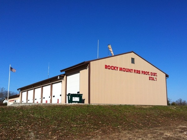 Rocky Mount Fire station 1