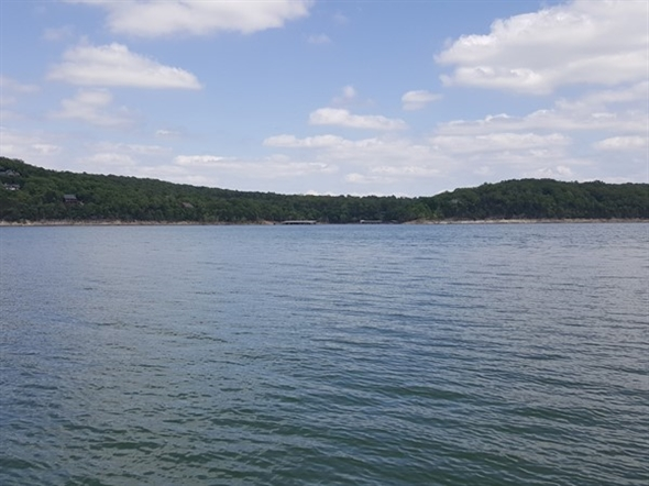 Beautiful Table Rock Lake