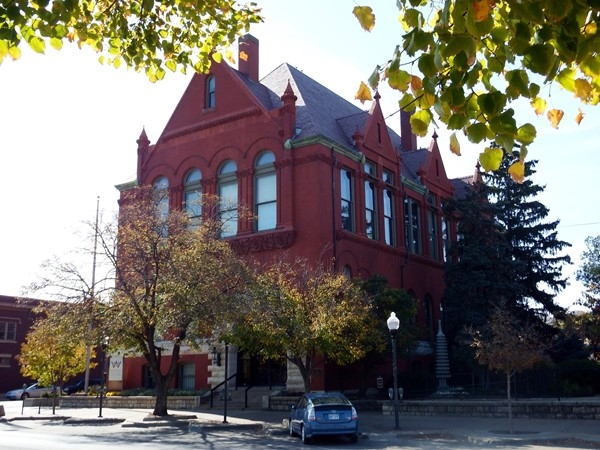Watkins Museum of History in Lawrence