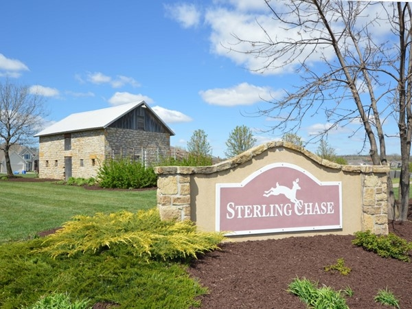 Sterling Chase - A premier new home community located in the popular Seaman School District