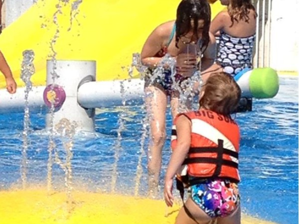 Big Surf Waterpark is a great way to cool off on those hot summer days at the Lake of the Ozark