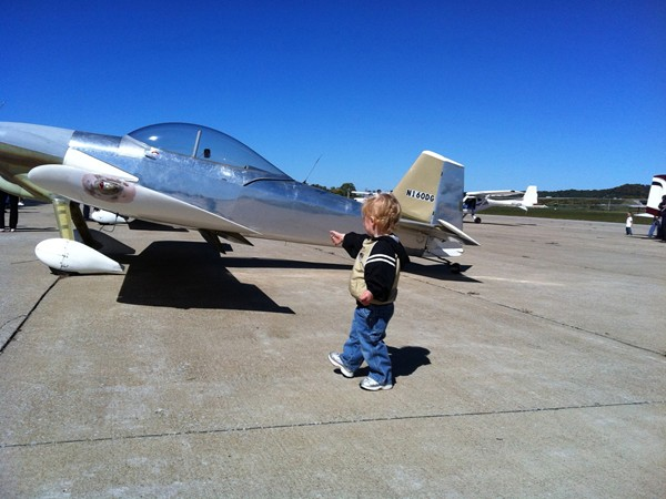 Jefferson City Airport Open House is a hit every year