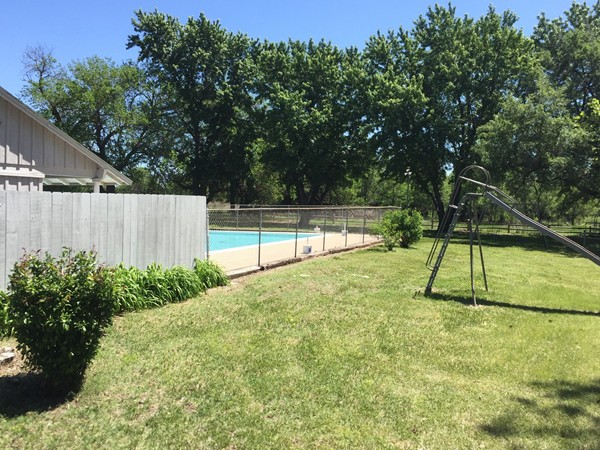 Hillcrest includes a neighborhood pool available to residents in the subdivision