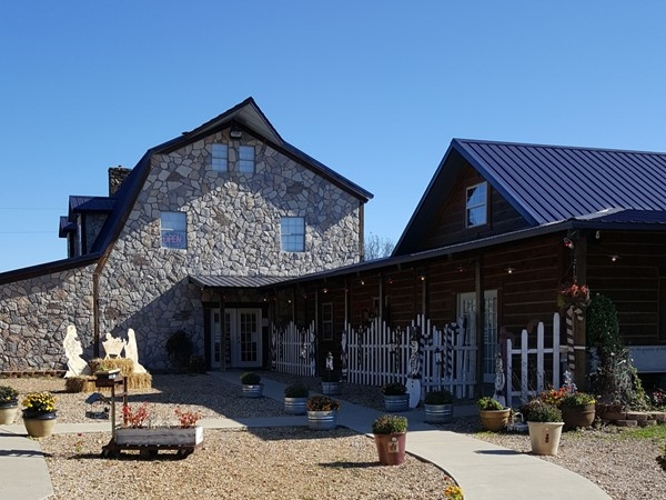 Rosewood Farms Country Store for gourmet chocolates, country decor and one of a kind gifts
