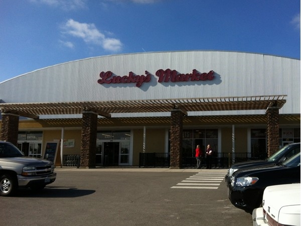 Lucky's Market - Columbia's answer to Whole Foods