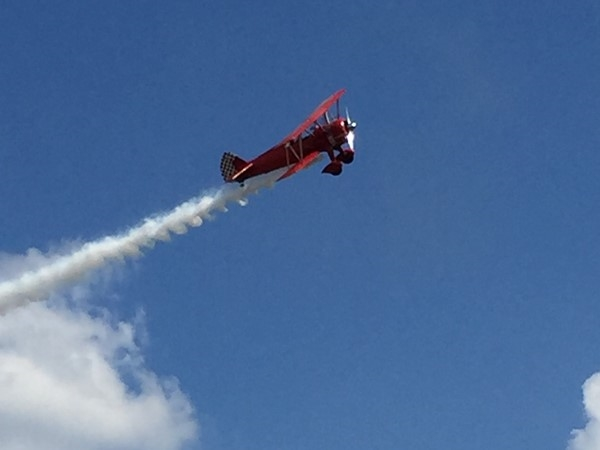 Amazing talent and skill at the Lake Ozark Air Show
