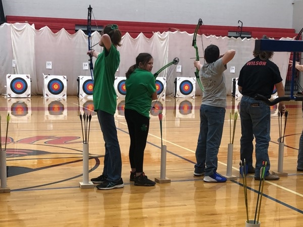 Clinton, MO Archery Tournament