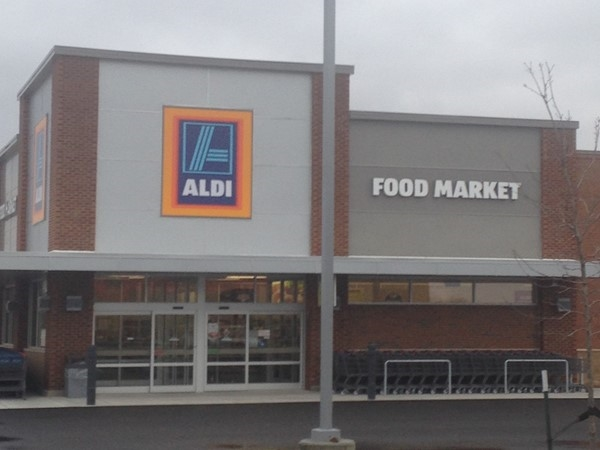 New to Derby - Aldi Food Market on N. Rock Road