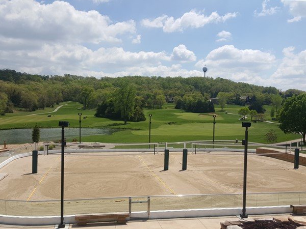 Old Kinderhook sand volleyball courts are ready