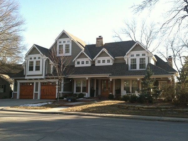 A lovely home in the  University Heights neighborhood near KU campus
