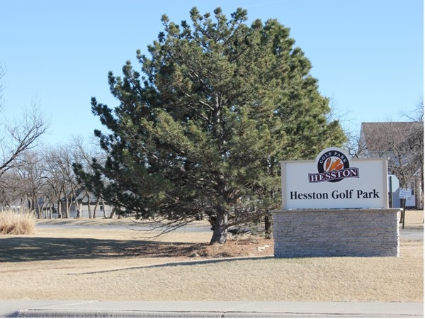 Hesston Municipal Golf Course