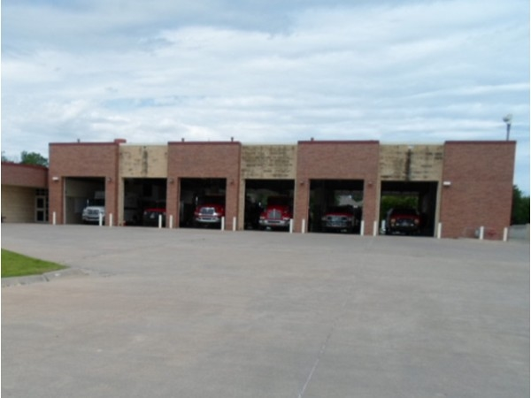 Butler County Fire station