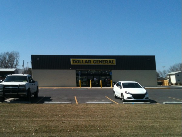 Dollar General is now open