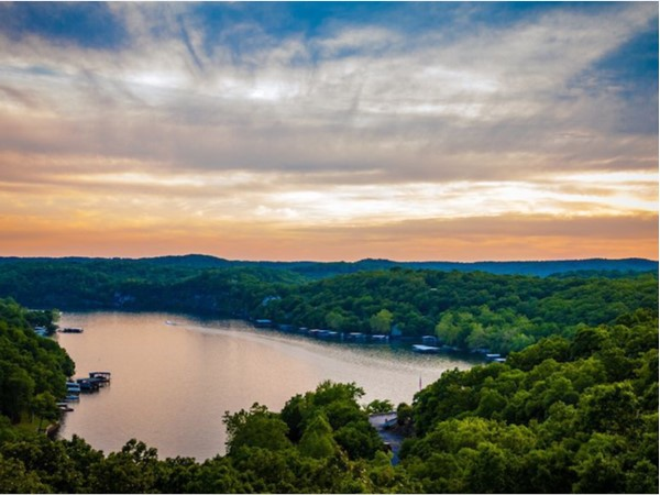 Can you believe we live here? The Lake of The Ozarks offers a lot of beauty