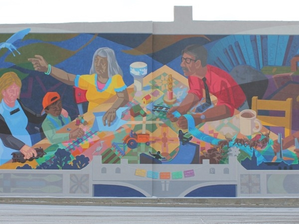 """The Imagineers""  2010 Mural Project"