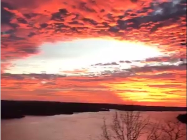Lake of the Ozarks offers breathtaking sunsets