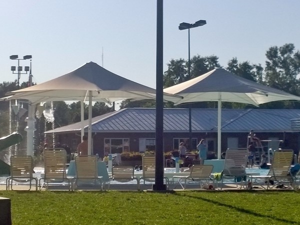 Family fun at the Blaisdell Aquatic Center in Gage Park