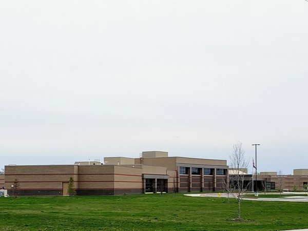 The new Sunflower Elementary School in Ottawa