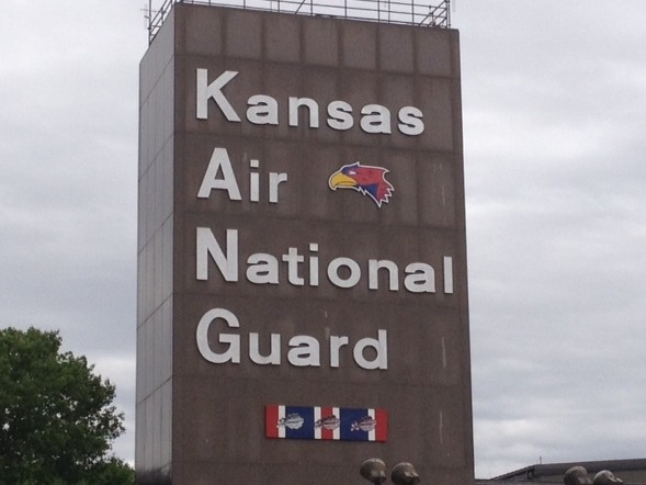 "The 184th used to be known as the ""Flying Jayhawks"""