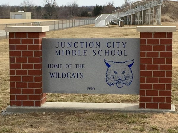 Junction City Middle School. Go Wildcats