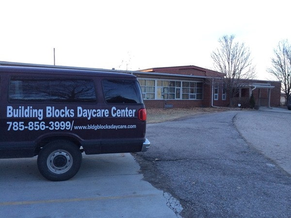 Building Blocks Daycare west of Eudora and east of Lawrence