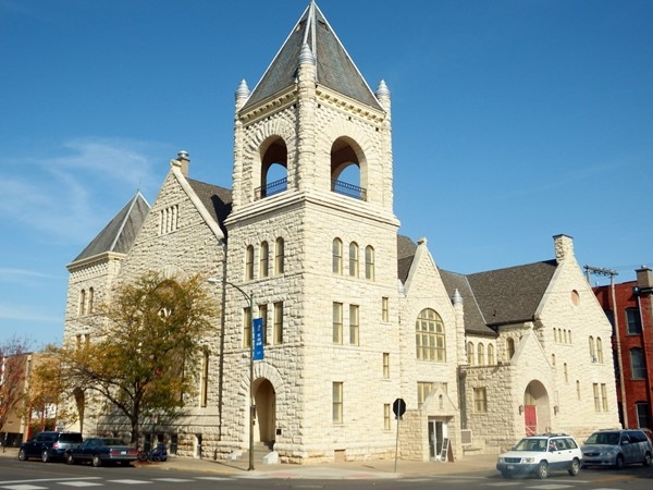 First United Methodist Church in Downtown Lawrence
